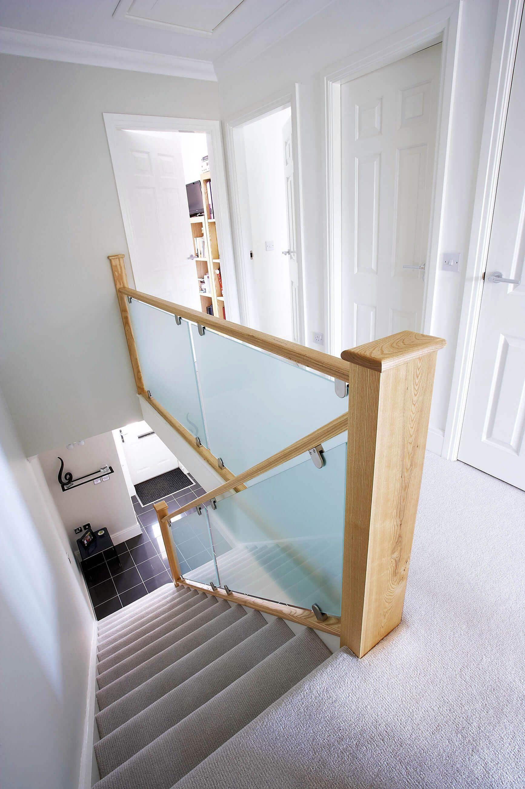 Best 20 Sleek Glass Railings For The Stairs Glass Railing 400 x 300