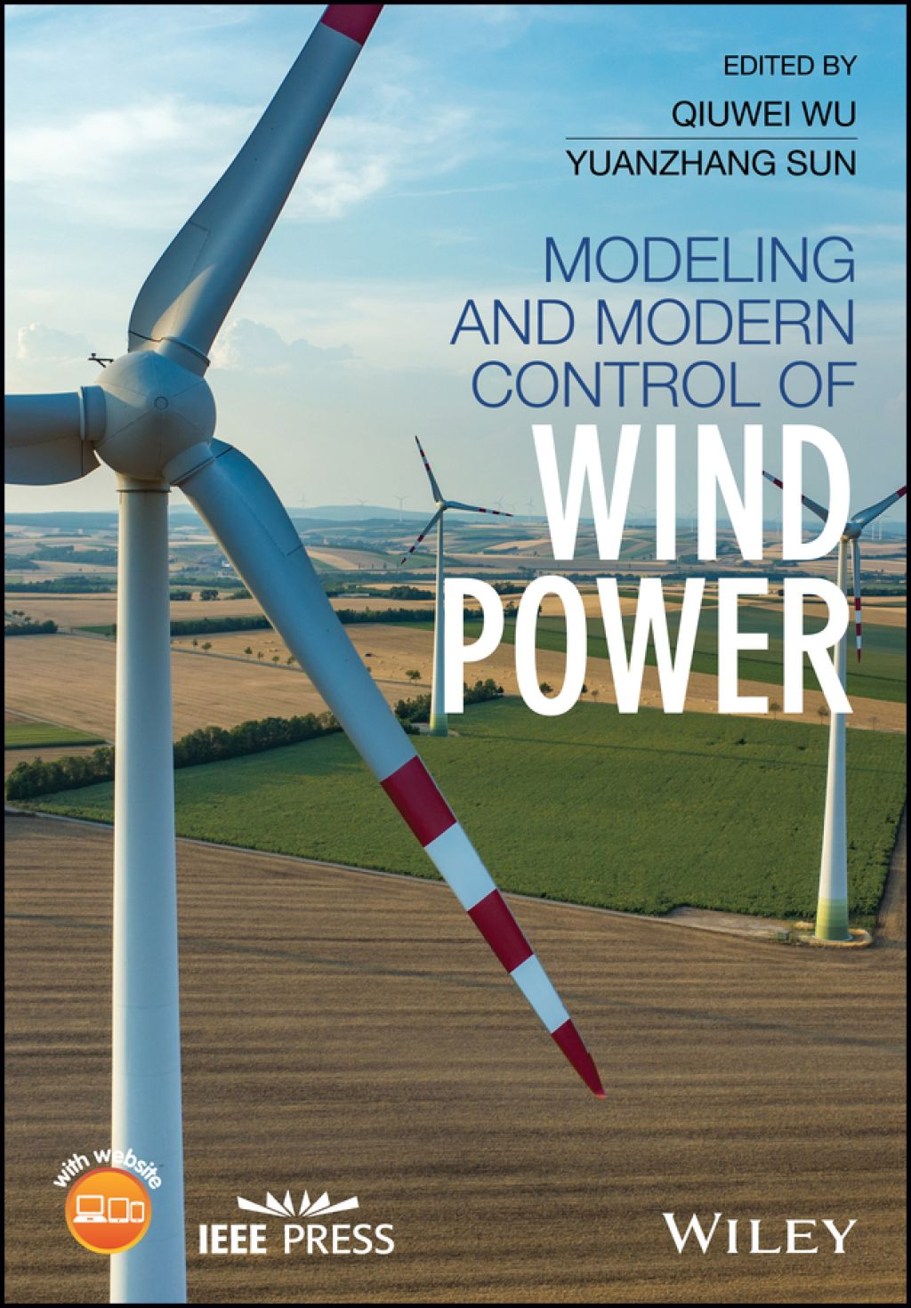 Modeling and Modern Control of Wind Power (eBook) #alternativeenergy