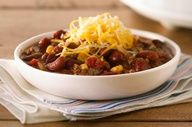 Slow-Cooker Hearty Beer Chili for dinner tonight!
