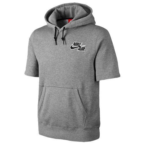 Nike Air Pivot Short Sleeve Hoodie - Men's