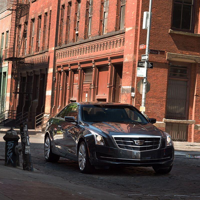 Pin on Cadillac.