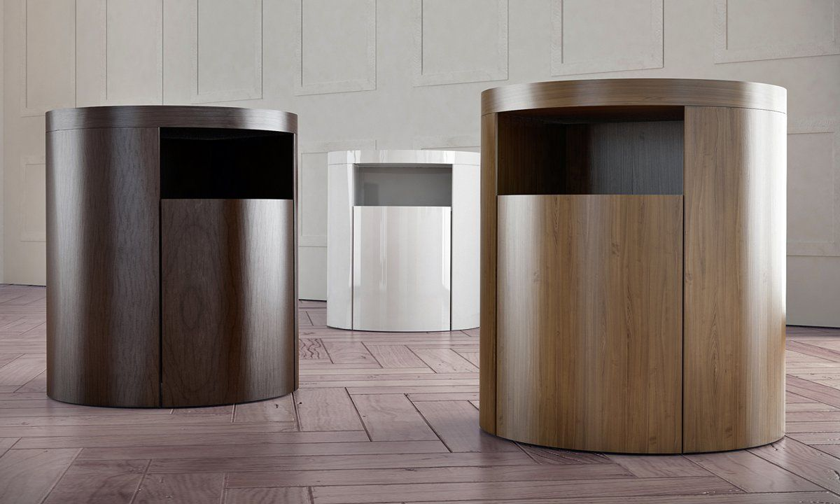 For Concept - Modern Nightstands | Mulberry Nightstand by ModLoft | Cressina