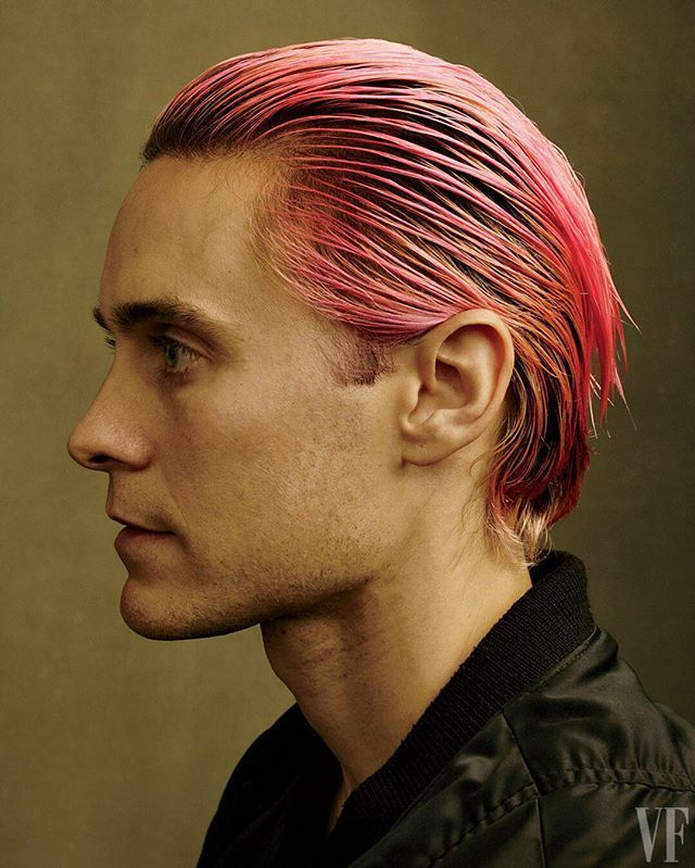 @JaredLeto is truly one-of-a-kind. Happy birthday! Photograph by Annie Leibovitz.