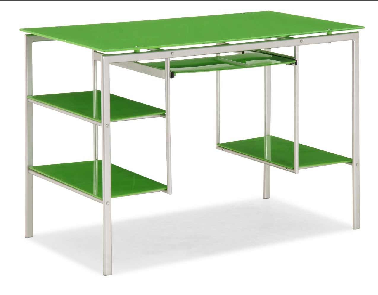 green computer desk green office furniture reviews and photos