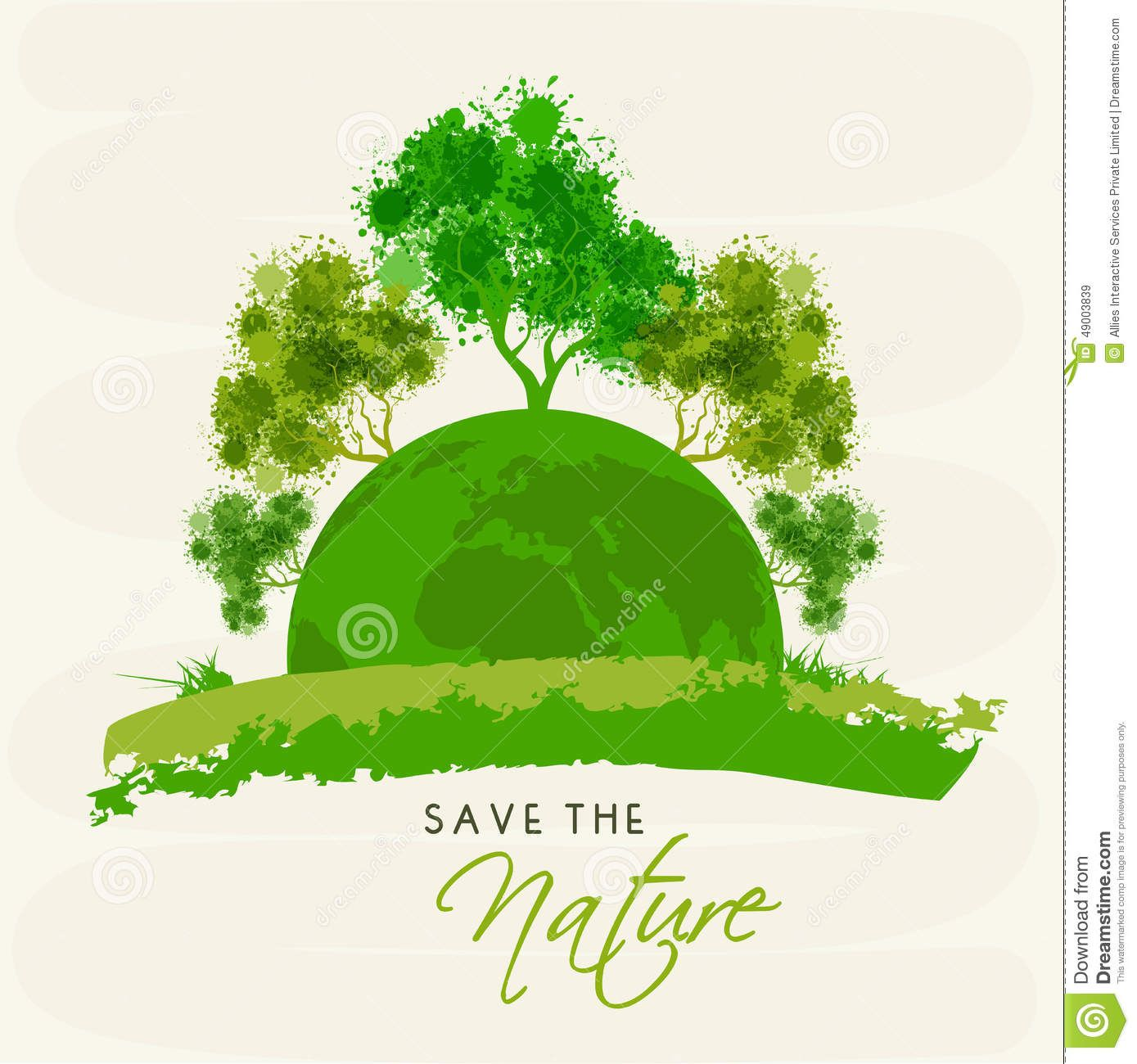 Save nature save earth drawings