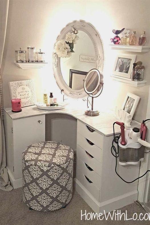 21 Makeup Vanity Table Designs Bedroomideas Bedroom Vanity Small Room Design Makeup Table Vanity