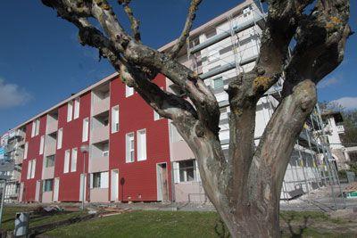 Réhabilitation du quartier Cuyès à Dax | Ville de Dax