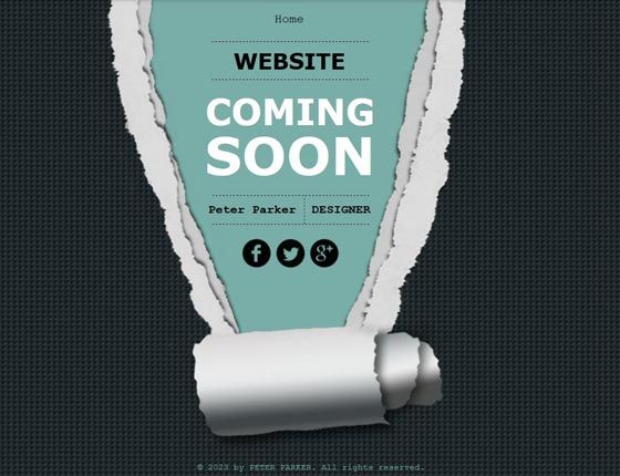 33 Creative Coming Soon Designs For Your Inspiration Design Swan Website Banner Design Banner Design Inspiration Design