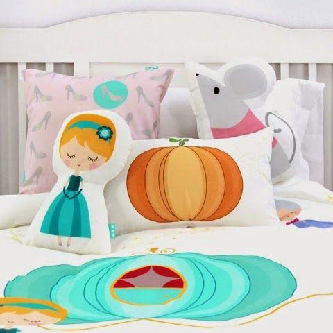 Mr Fox Pumpkin Bedding Cinderella Cushion All About Babies
