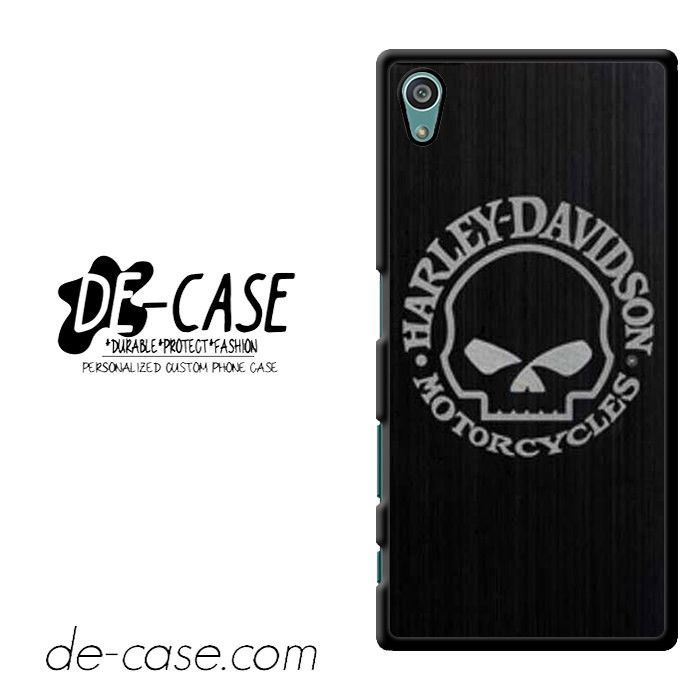 Fuse Harley Davidson Aluminum Shell Hybrid DEAL-4501 Sony Phonecase Cover For Xperia Z5