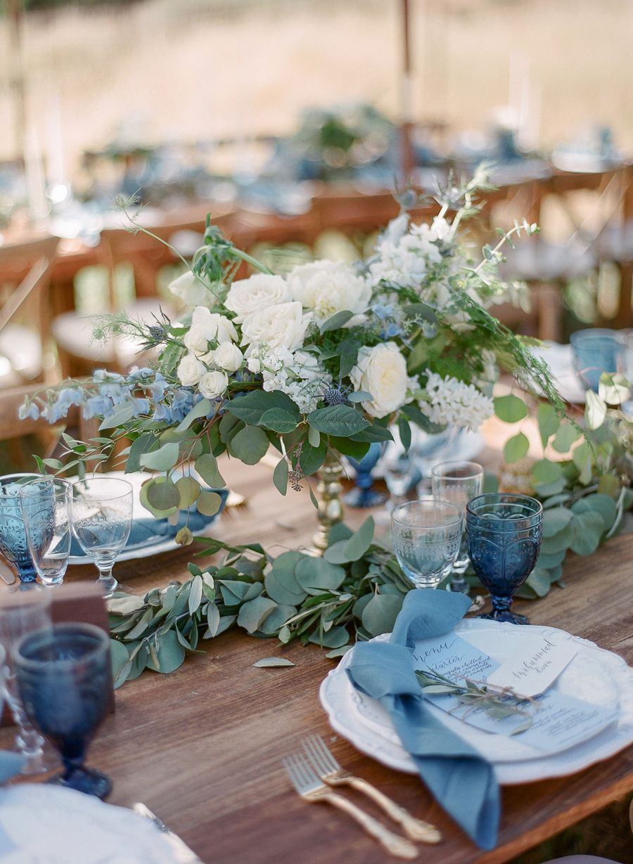 The Prettiest Soft Blue Wedding You Ve Ever Laid Eyes On Blue