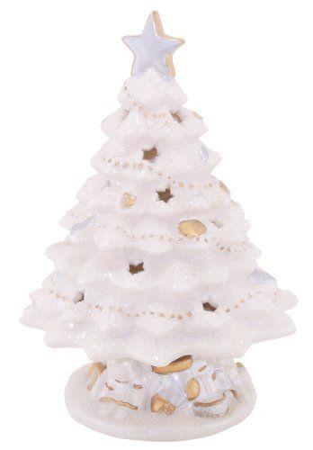 Porcelain Christmas Tree Candle Holder $999 (50 OFF