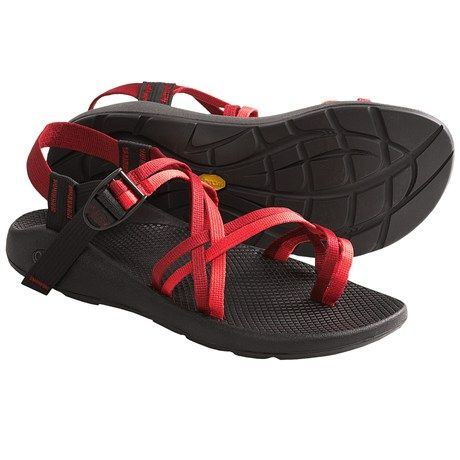 a9f21f88c18d Chaco ZX 2 Yampa Sport Sandals (For Women) in Red