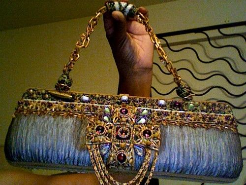 Mary Frances Beaded Jeweled Bag Purse Ebay