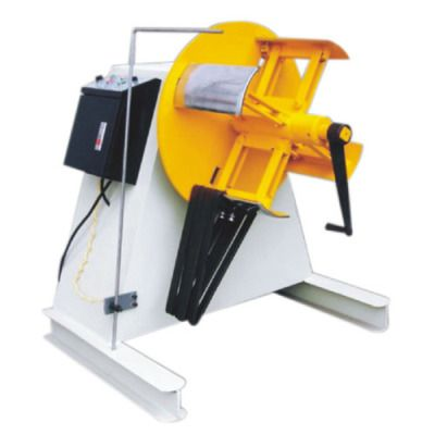 Light-Duty Uncoiler | Decoiler | Home appliances, Drafting desk, Desk