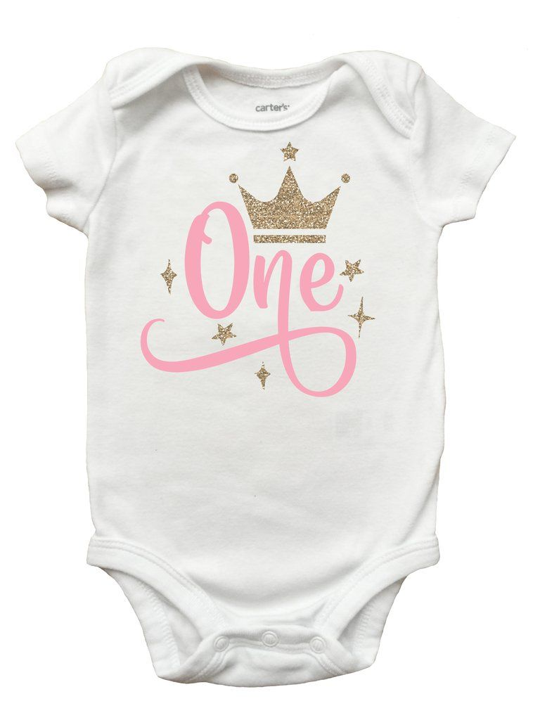 Princess Birthday Shirt Numbered For Girls Personalized Ages One To Ten Girl