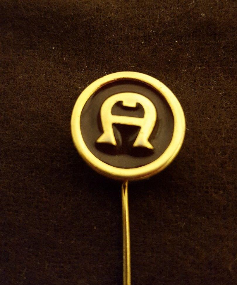 Choose Life Lapel Pin Set of 5 Baby Footprints Goldtone