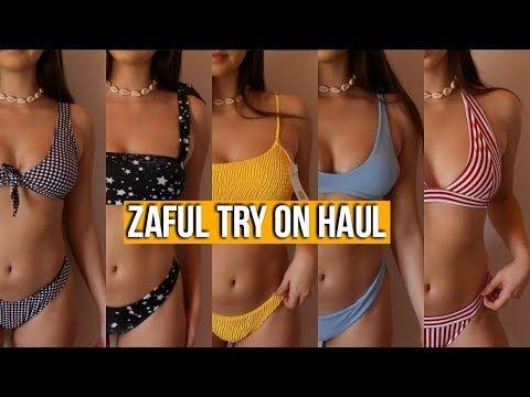8a6c37ba46578 SUMMER ZAFUL HAUL (cheap bikinis, summer accessories) 2018! | Zaful ...