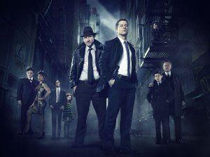 Assistir Serie Gotham 1ª Temporada Legendado Online Elenco De