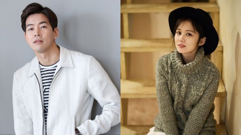 SBS Star] Lee Sang Yun & Jang Na-ra to Lead a New Drama Together as a Married Couple