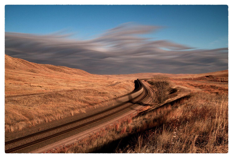 High Plains Train