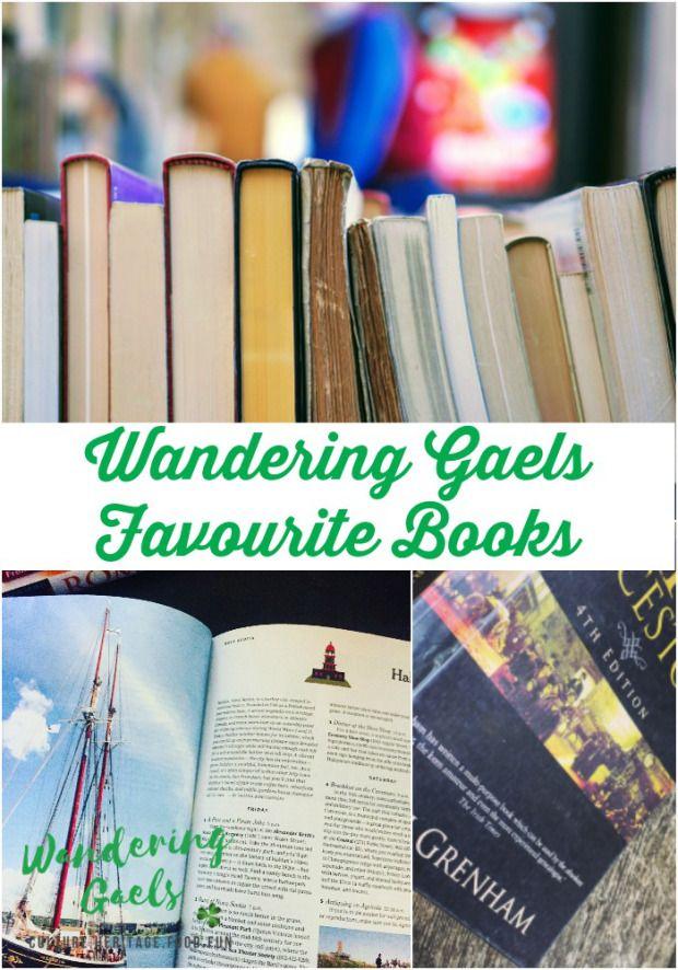 Wandering Gaels Favorite Books | Top travel and heritage books | Wandering Gaels