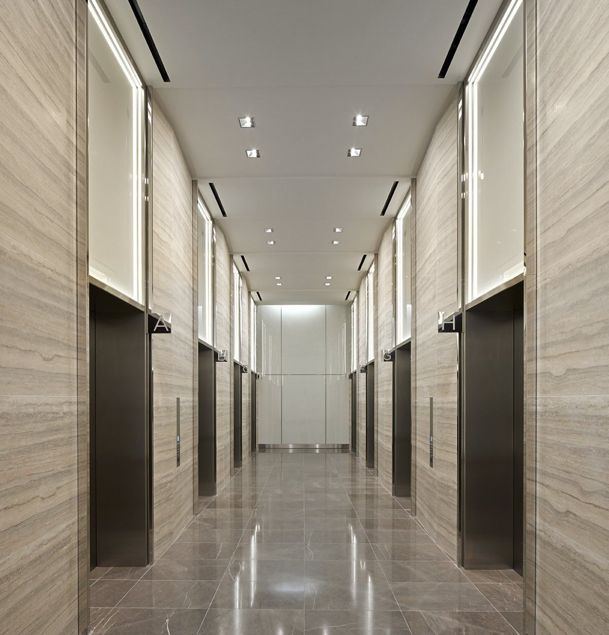 Modern Office Elevator Lobby Ceiling Lights Google