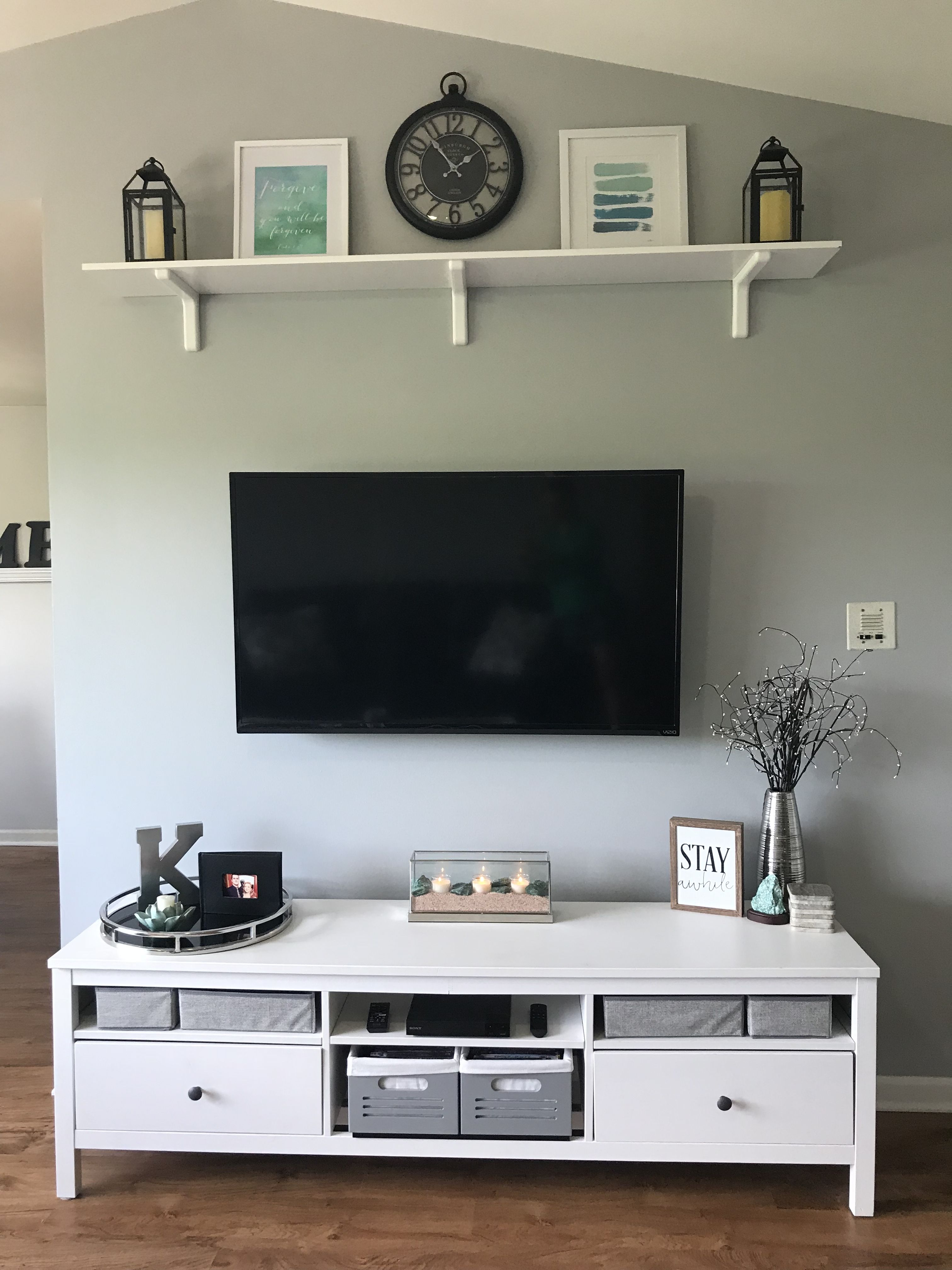 Tv Stand Decor Mounted Tv Tv Stand Decor Living Room Tv Stand Mounted Tv Decor