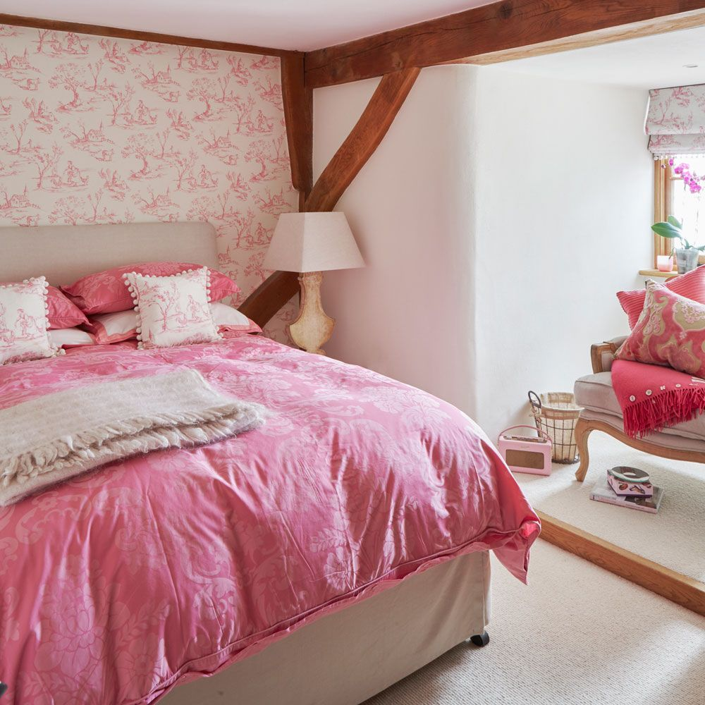 Country Bedroom Pictures | Ideal Home