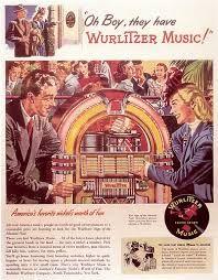 Image result for jukeboxes 1950s