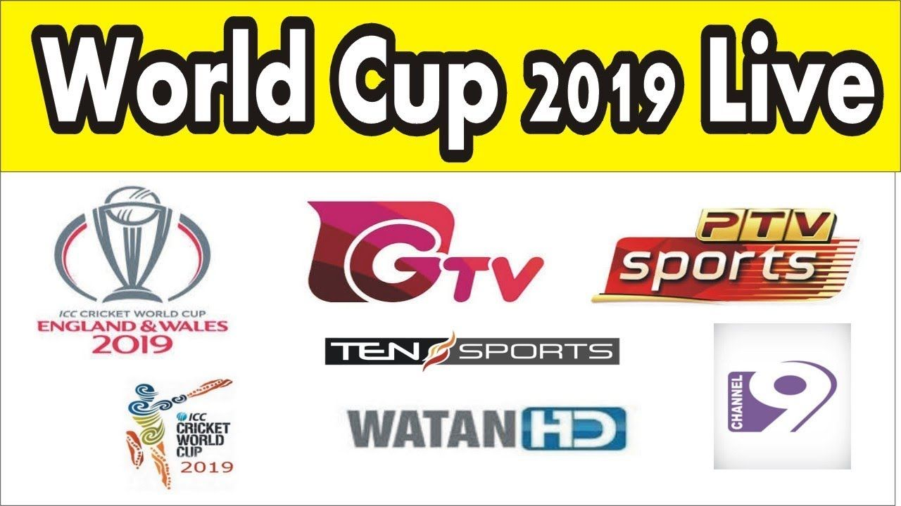 ICC World Cup 2019 Live streaming TV and Live Telecast TV