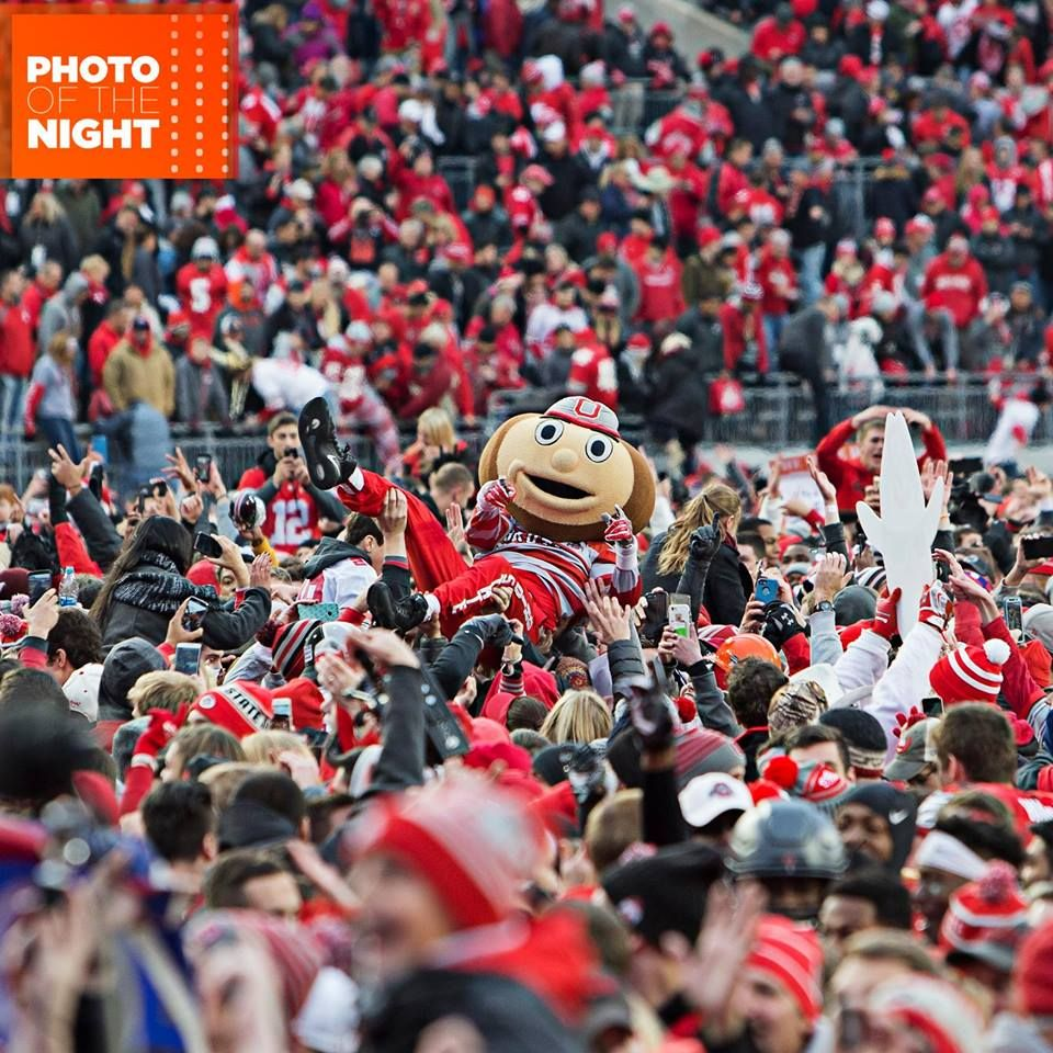 This Is What Happened To Brutus After The Ohio State Buckeyes Beat