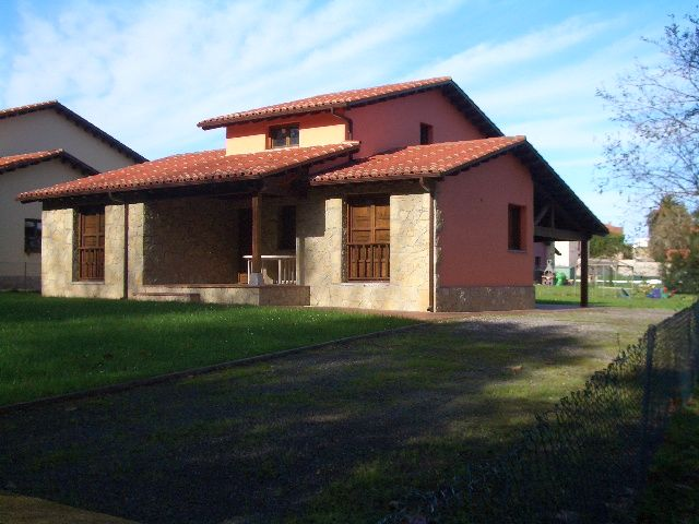 Llanes Inmobiliaria House Styles Mansions House
