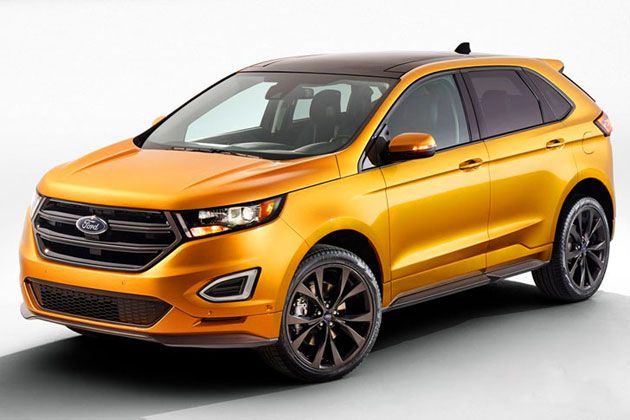 Pin By Car Reviews On New And Upcoming Cars Ford Edge New Ford
