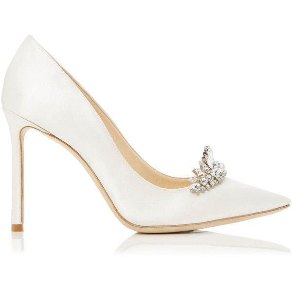 Jimmy chooRomy crystal embellished pumps DHsp4