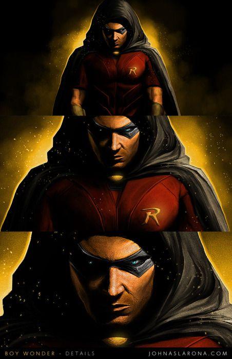 Robin in Arkham City