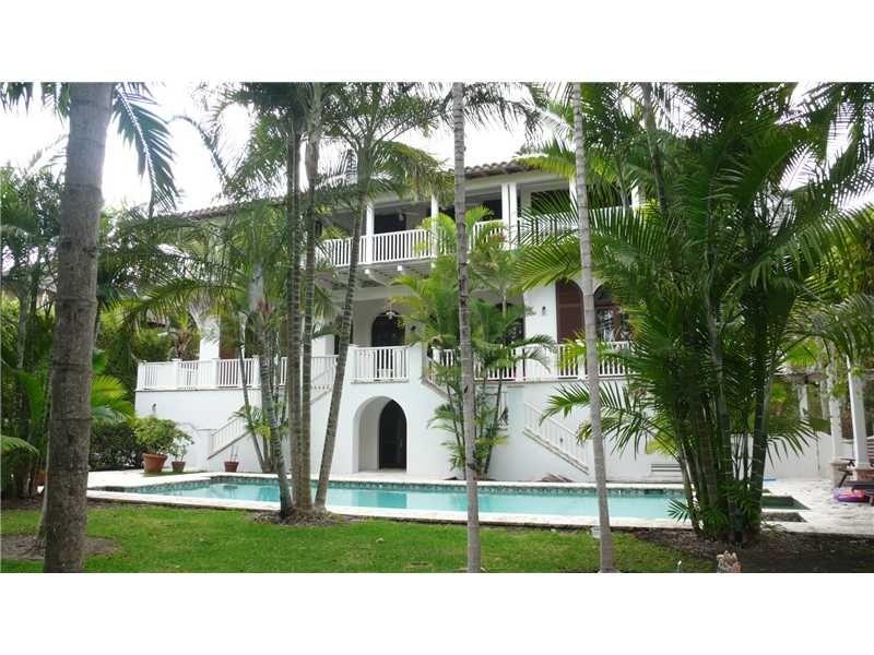 Photo: la maison de Andy García en Miami, Florida, United States.