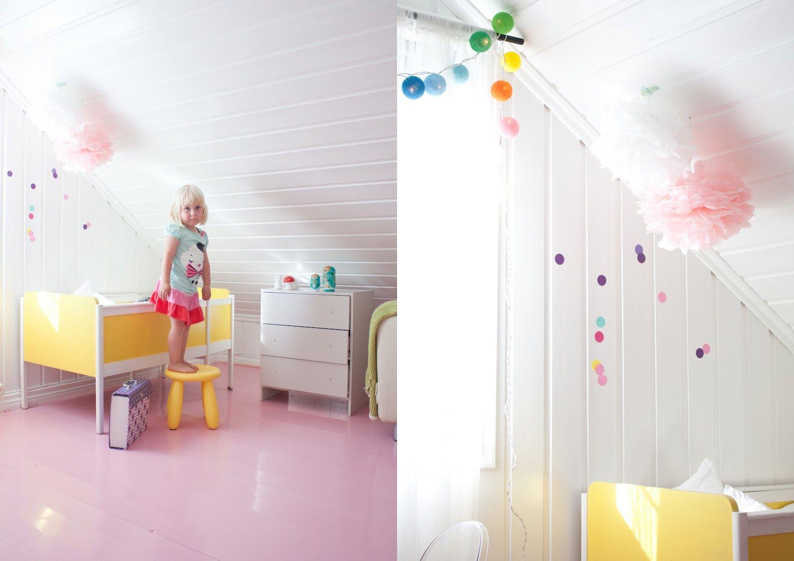 Ifra Lahell Pink Floors Kinderkamer Ideeen Inspiratie