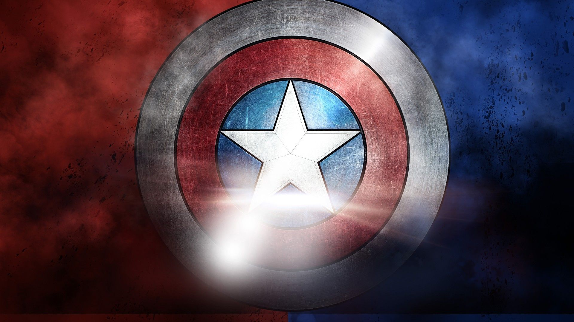 Download Wallpapers Of Captain America Shield American Marvel