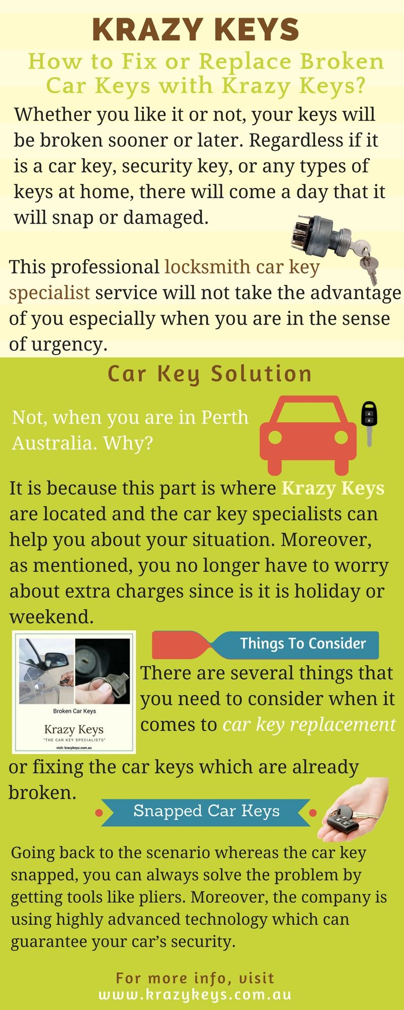 How To Fix Or Replace Broken Car Keys With Krazy Keys Krazy Keys