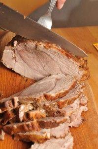 Ein Typisches Gericht Aus Der Toskana Arista Di Maiale Al Forno Mit Rezept Foodies Magazin Aus Wahrer Liebe Zum Kochen Rezepte Einfache Gerichte Rezepte Fleisch
