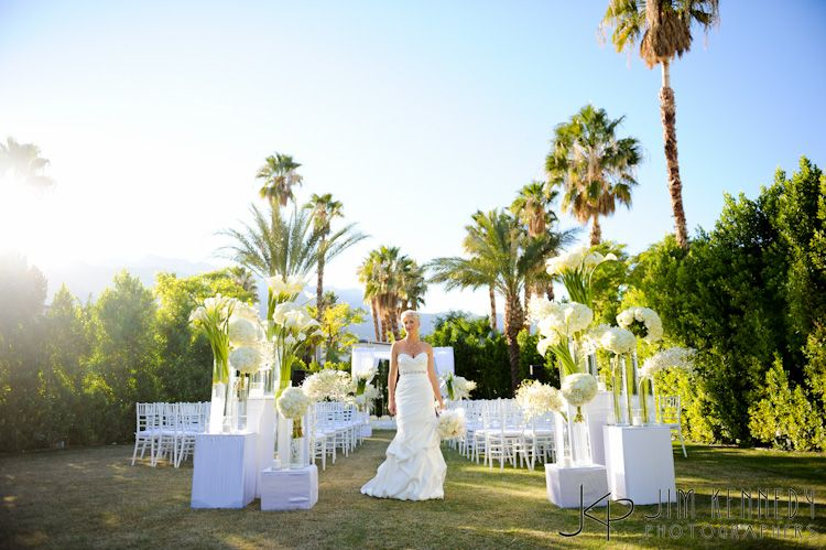 Riviera Palm Springs Wedding