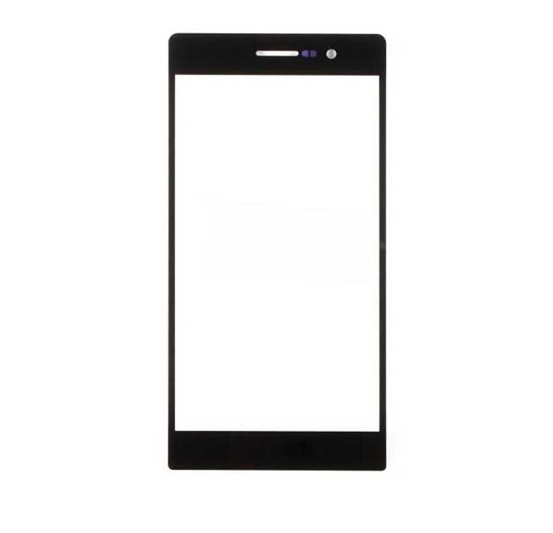 $7.85 (Buy here: http://appdeal.ru/56q3 ) For Huawei P7 Touch Screen 100% New Touch Screen Digitizer Glass Lens For Ascend P7 Replacement Fast shipping With Track Black for just $7.85