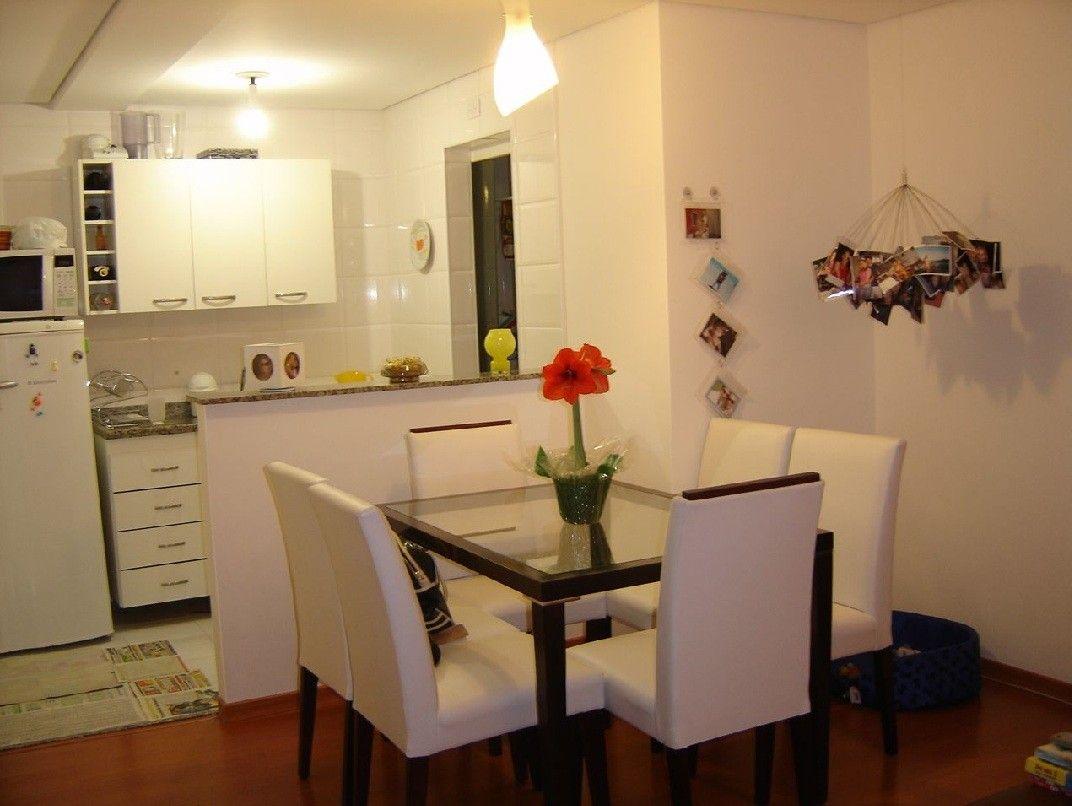 Fotos De Sala De Jantar Conjugada Com Cozinha Pesquisa Google