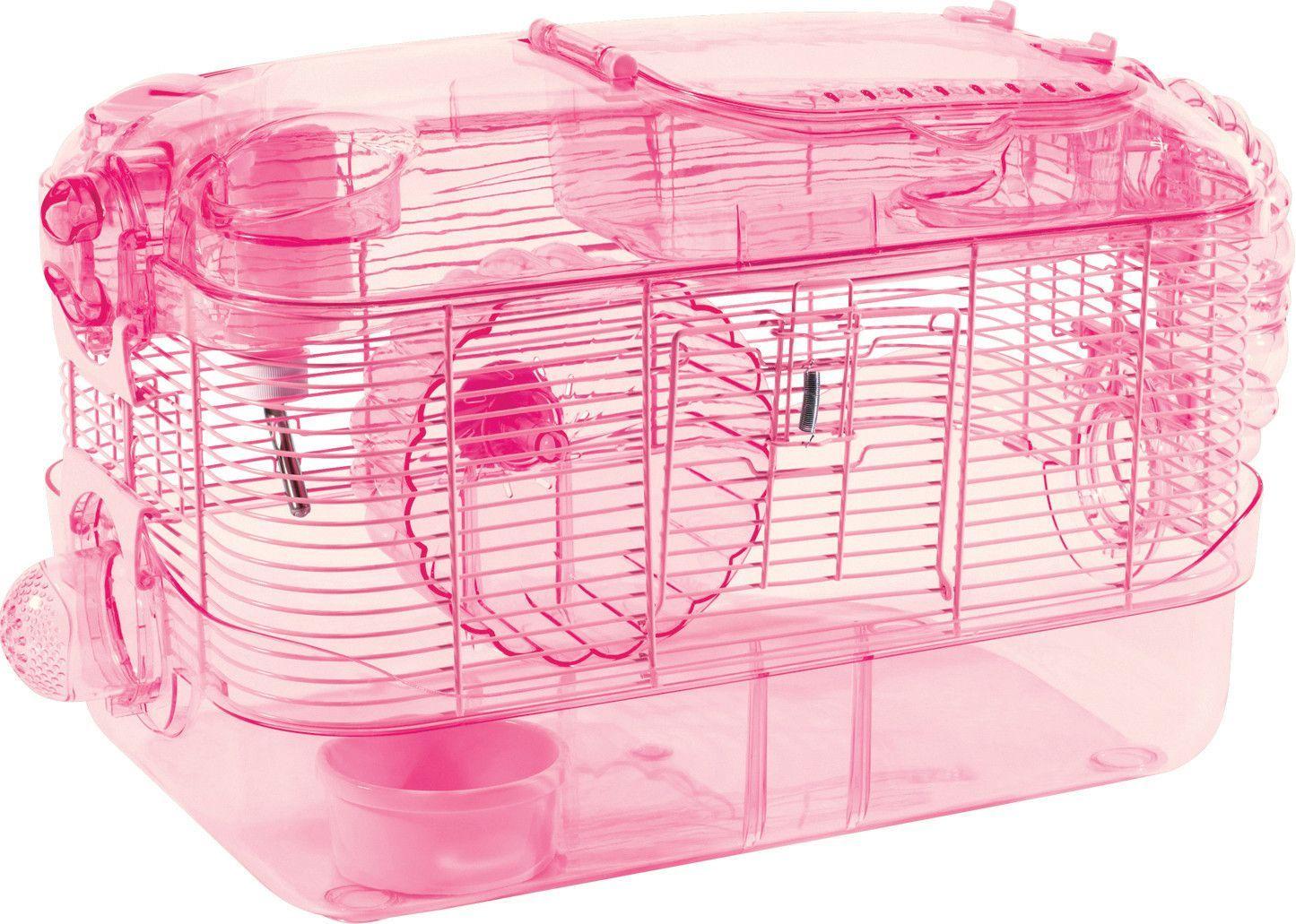 Crittertrail One Level Habitat Hamster Porquinho Da India