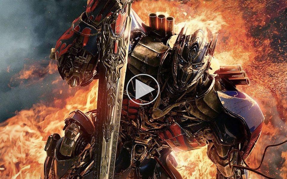 Den nye trailer til Transformers: The Last Knight har mere action end en hel film