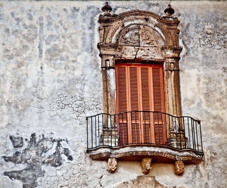 tutta l'Italia, Amalfi, balcony