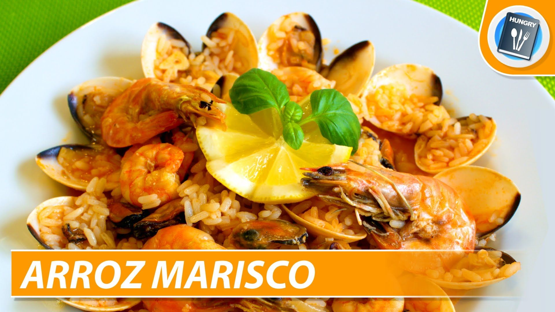 Arroz Marisco, or seafood rice, is one of the greatest fish and rice recipes you ever tried. Its recipe may seem close to spanish paella mariscos, but when y...
