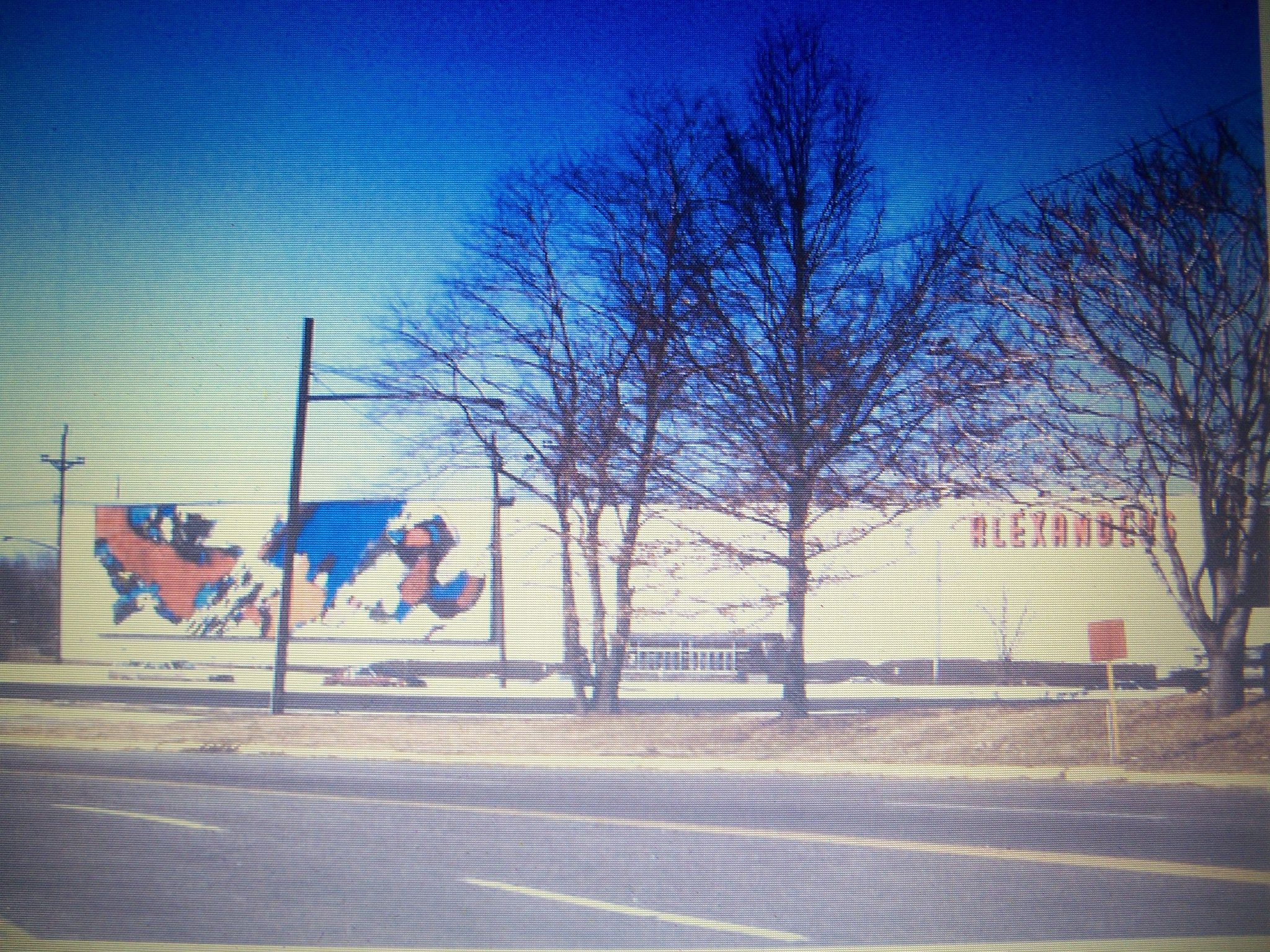 Alexander S Rt 4 West Paramus Currently Ikea Paramus The Good Old Days Bergen County