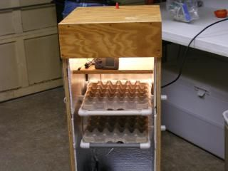 4 Hills Cabinet Incubator.Hello all. Hope this will help someone ...